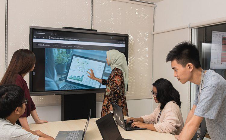 Teknologi Yang Terus Berkembang Dan Mahasiswa Yang membawa Perubahan Kepada Masyarakat