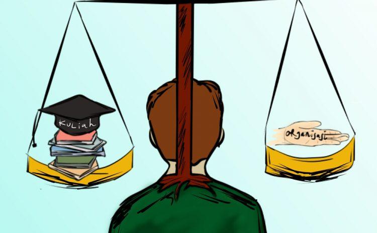Buat Mahasiswa: Ternyata Organisai Itu Penting Lohh Pada Saat Kuliah