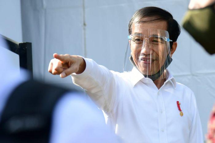 Mahasiswa: Berikut Pesan Jokowi Tentang Revolusi Industri 4.0